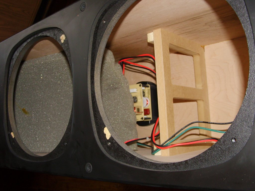 First (Noob) crossover project - upgrade klipsch RF-7 - Page 3