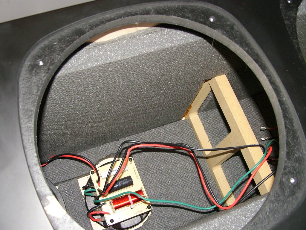 First (Noob) crossover project - upgrade klipsch RF-7 - Page